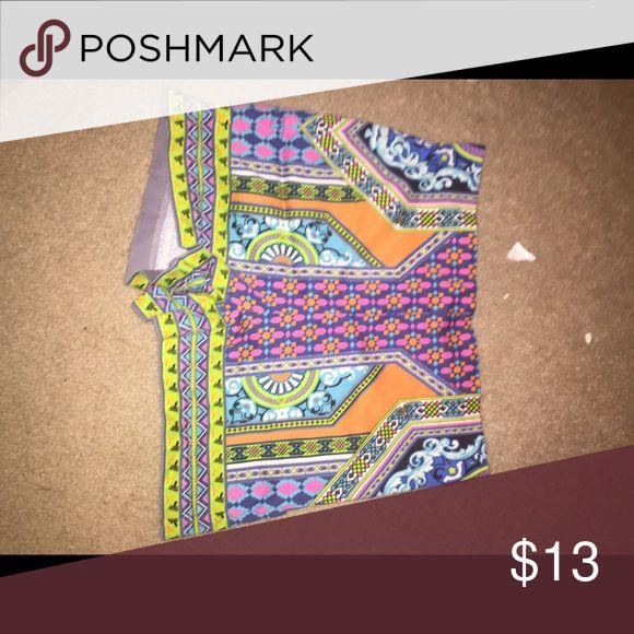 Shorts Aztec print shorts (NOT LILY PULITZER) Lilly Pulitzer Shorts