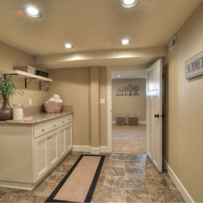 Macadamia Paint Color Sw I Just Painted My House This Home Decor Neutral Wall And Mudroom