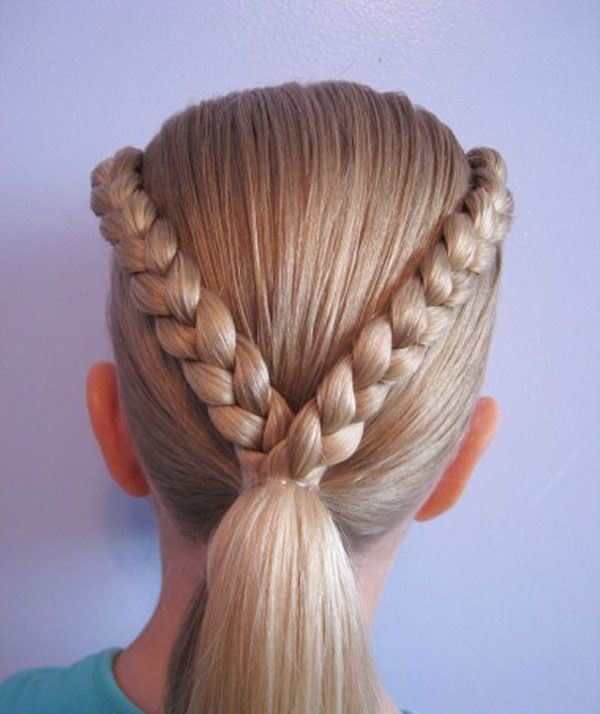cool easy hairstyles girls