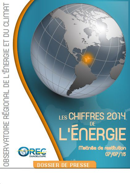 La Région Guadeloupe, plus précisément la commune d'Abymes dispose de son propre Observatoire Régional de l'Energie et du Climat (l'OREC) inauguré en part