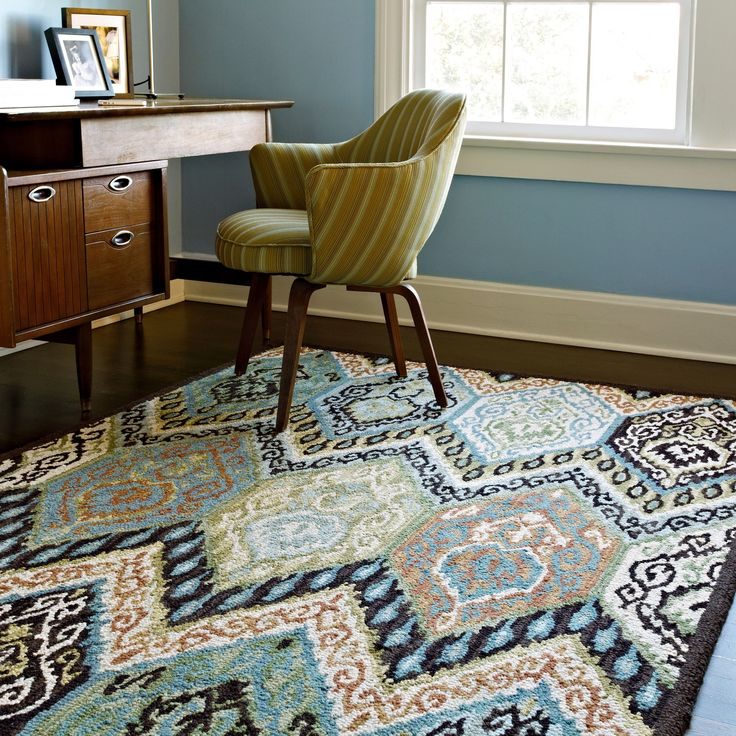 Set Your Sights On A Rug Thats As Functional It Is Beautiful Hand Hooked
