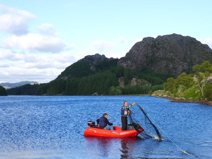 Perfect for fishing - #Jæren  Photo by: Bjørn Moi