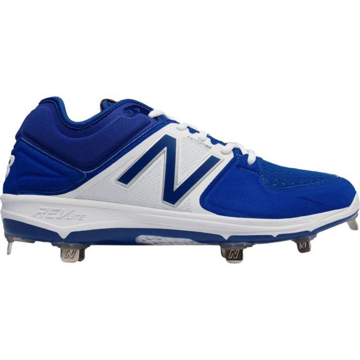New Balance Men's 3000 V3 Metal Baseball Cleats, Size: 15.0, Blue