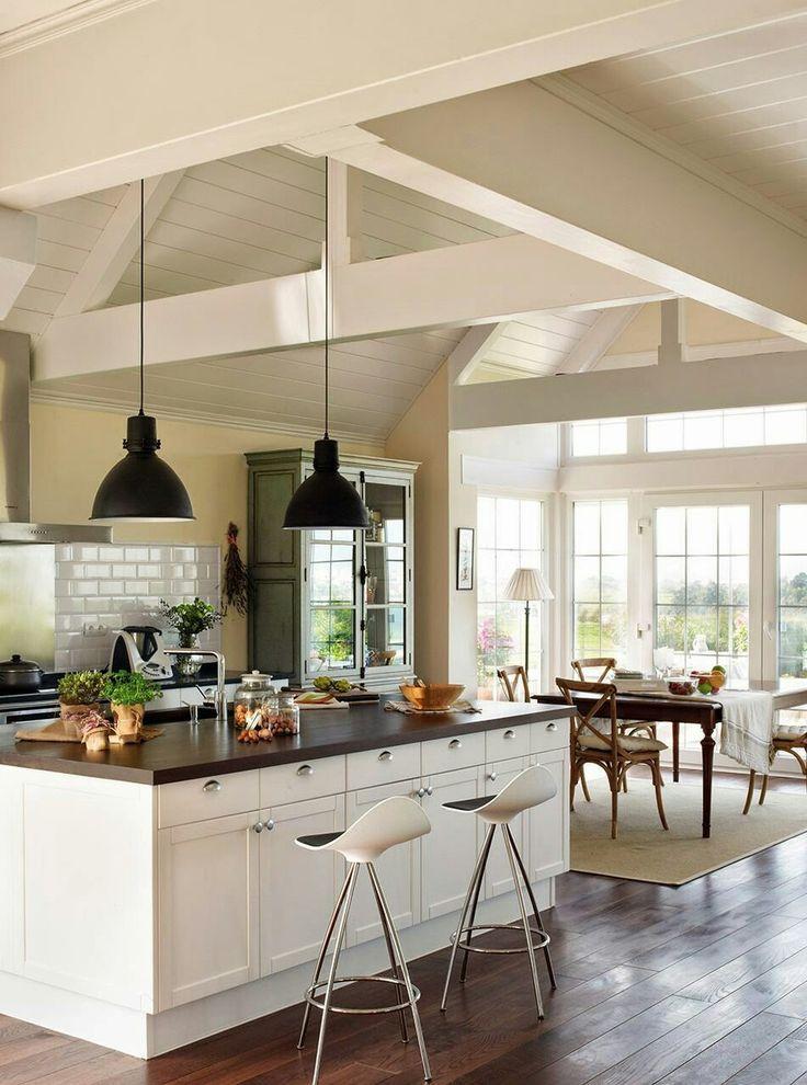94 besten Küche Bilder auf Pinterest   Bauernküchen, Küche klein und ...