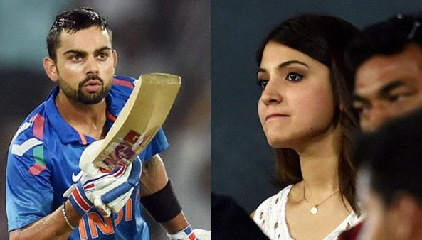 BCCI directs Virat Kohli and Anushka Sharma to stay separate during ICC Cricket World Cup 2015! - Online Movie Zone