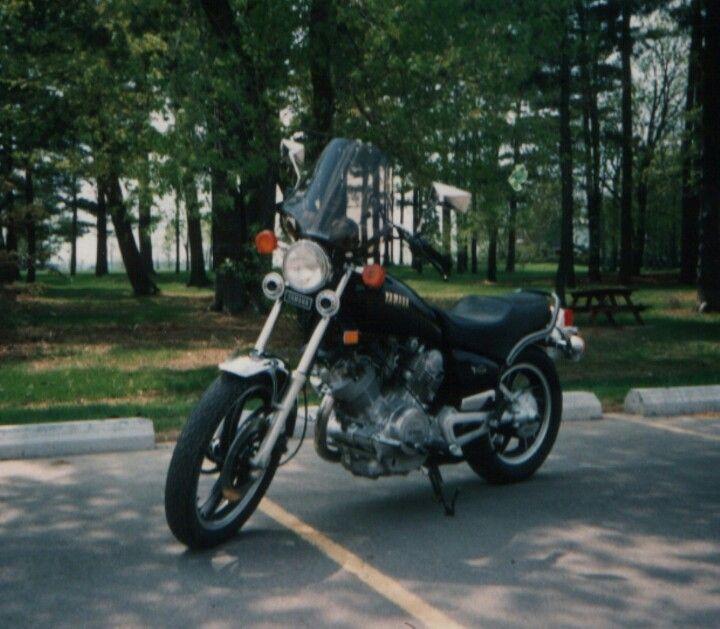 1982 Yamaha 750 Virago