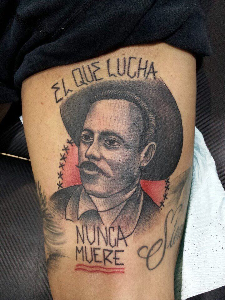 44 best images about tattoos on pinterest tattoo sugar for Pancho villa tattoo