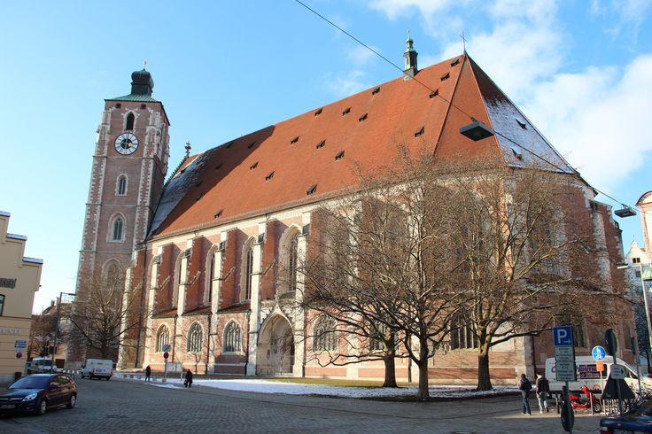 https://flic.kr/p/dTiDeS   Münster Ingolstadt