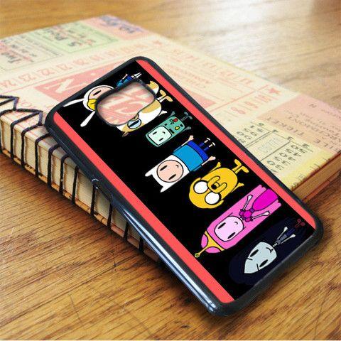 Adventure Time Vector Samsung Galaxy S7 Case