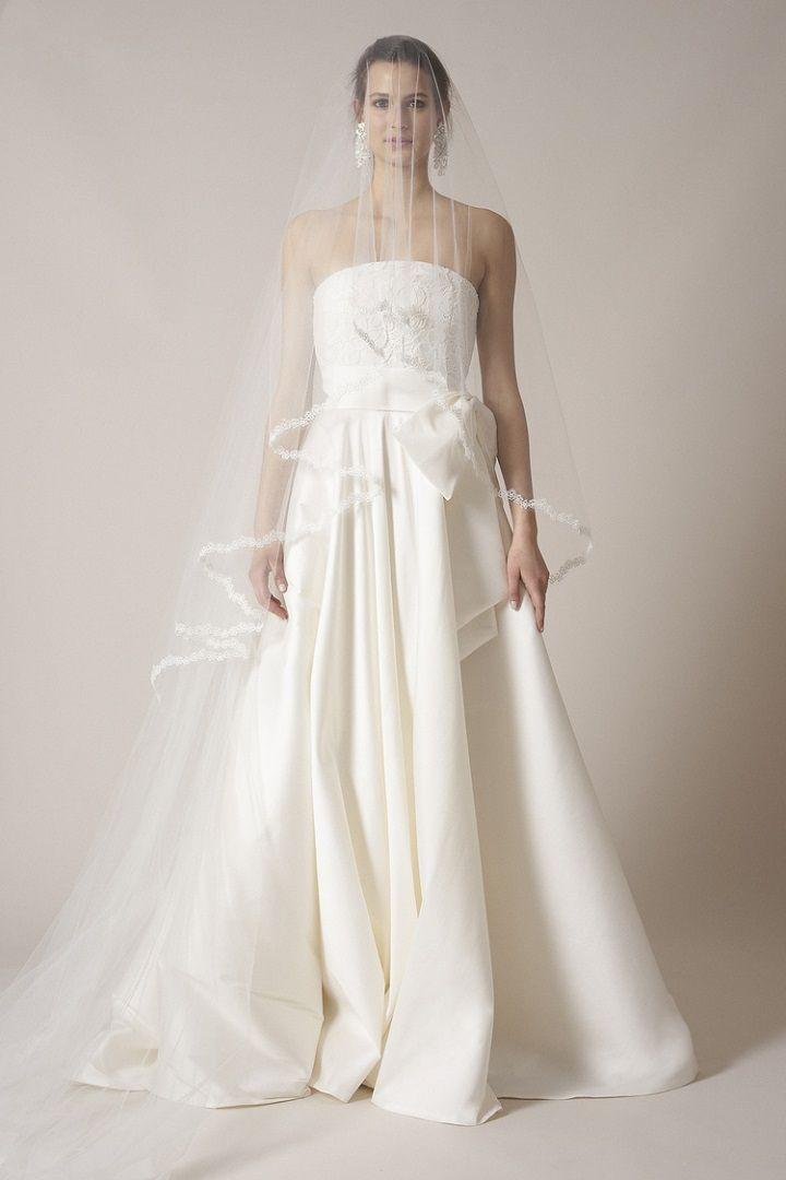 Sachin & Babi Wedding Dresses   itakeyou.co.uk #wedding #weddingdress #weddingdresses #weddinggown #feminine #weddinggowns #bridalgown #silkweddingdress #engaged #ido #bride