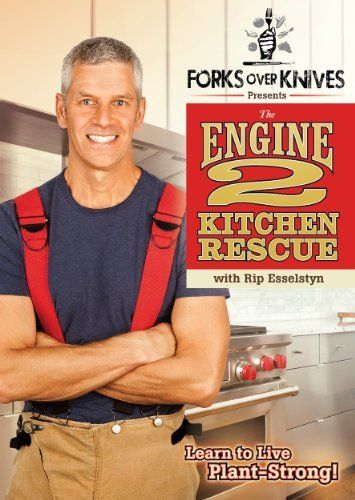 Join Rip Esselstyn, former Texas firefighter and bestselling author, as he teaches the White and Wali families the basics of a whole-food, plant-based diet.