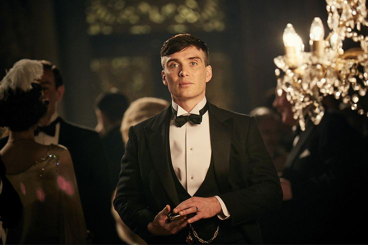 Programme Name: Peaky Blinders 3 - TX: n/a - Episode: Peaky Blinders III Ep2 (No. 2) - Picture Shows: Thomas Shelby (Cillian Murphy) - (C) Caryn Mandabach Productions Ltd & Tiger Aspect Productions Ltd 2016 - Photographer: Robert Viglasky