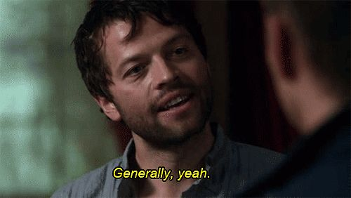 "Why Castiel Is Everyone's Favorite On ""Supernatural"""