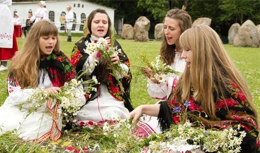 Belarusian Holiday of Kupalle // Купальские чудеса | Досуг