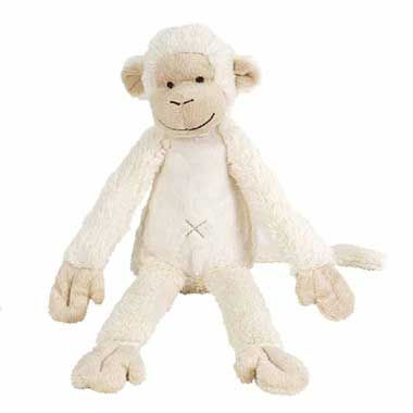 Happy Horse Mickey de aap pluche crème 32cm  Slinger door de bomen met jouw liefste knuffelvriendje Mickey de aap. Deze heerlijk zachte knuffel is crèmekleurig en liever dan welk knuffeltje dan ook! Hij is gek op knuffelen met jouw! Mickey is 32cm hoog.  EUR 11.99  Meer informatie