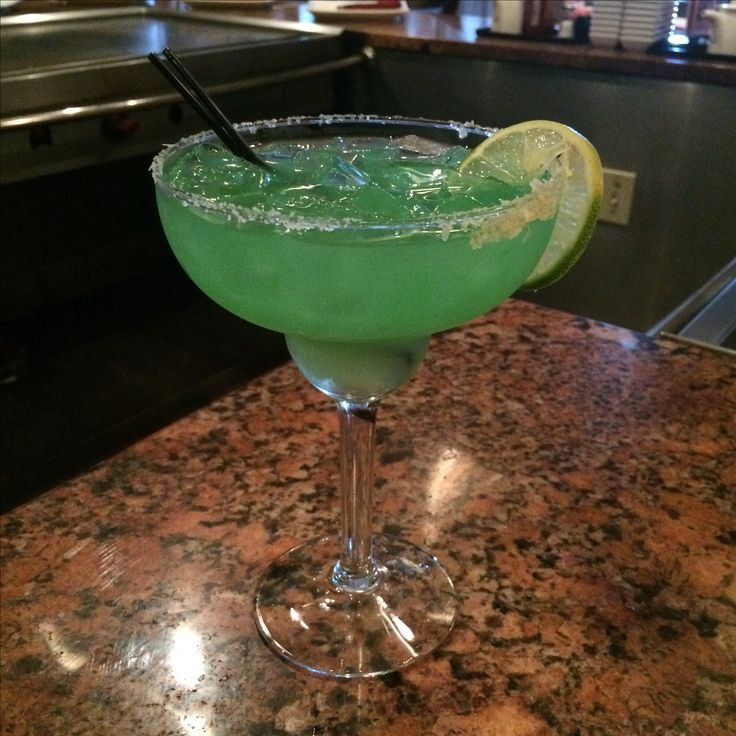 Sakura Steakhouse Hibachi Blue Margarita $6.95