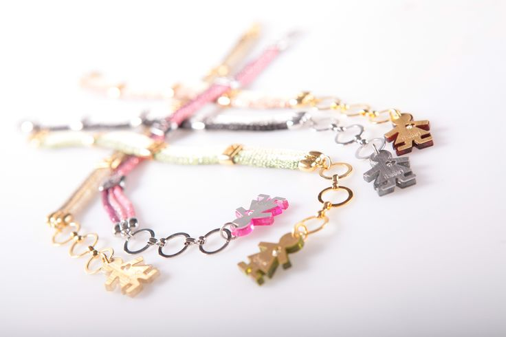 RAINBOW A/W 2014/15 birikini Collection! Bracciali, collane e orecchini by birikini #bijoux - Worldwide #b2b #export www.ibirikini.com