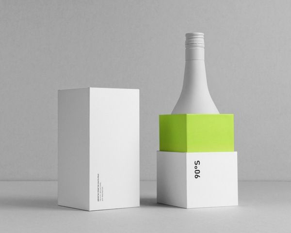 90°S Absinthe by Elmar van Zyl , via Behance