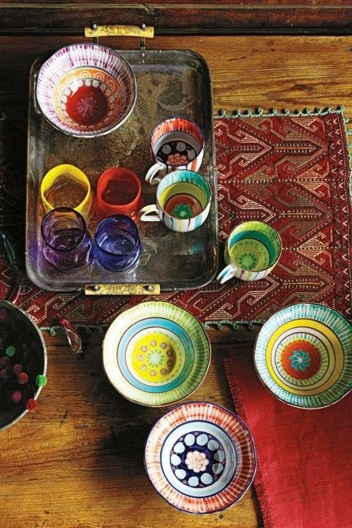 boho бохо посуда чашки пиалы аксессуары для кухни