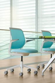 WSI|オフィスデザイン、オフィス設計、スチールケース、チェア、コビ チェア