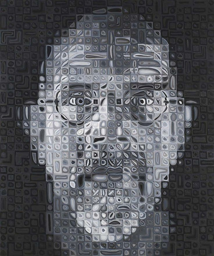 self portrait 2007 by chuck close essay Chuck close self-portrait i with an essay by nancy princenthal reina sofia, madrid (2007) his solo exhibition chuck close photographs was recently.