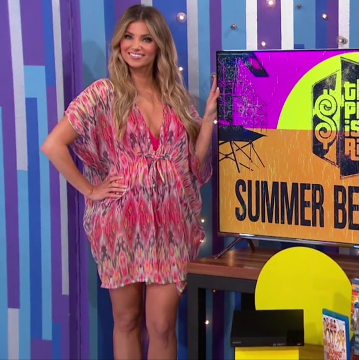 Amber Lancaster - The Price Is Right (6/20/2017) ♥️