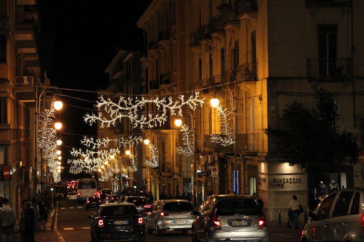 Salerno, Luci d'Artista   www.livesalerno.com  #lucidartista #lucidartista2015 #salerno #luminarie #lucidartistasalerno #mercatinidinatale #christmas #christmasmarket