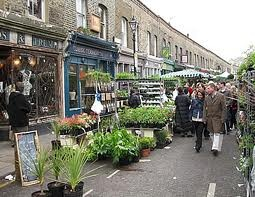 Best Market: Columbia Road flower market