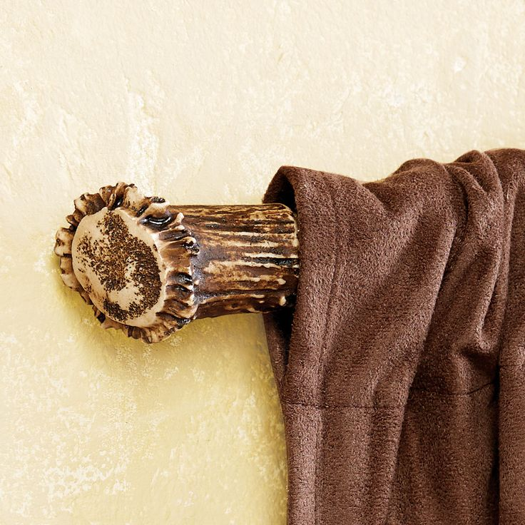 Rustic Curtain Rods Rod Ends, Rustic Curtain Rod Ends
