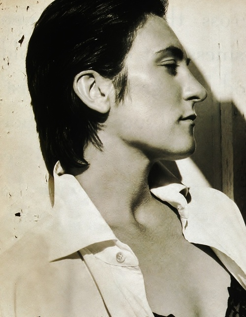 K.d. Lang....the first woman I fell in love with! Loved her then...LOVE her still....always have...always will!!