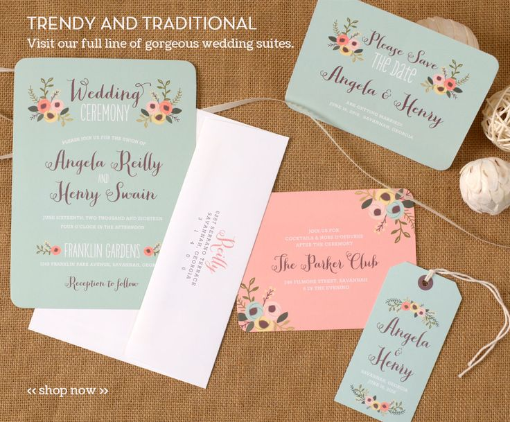 176 best Wedding Invitations images on Pinterest