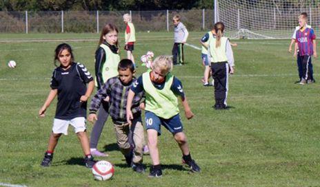 Type of Exercise Schoolchildren Receive Can Make a Difference, Per Study - Physical Therapy Products  ||  Schoolchildren who play ball games and do circuit training develop stronger bones, increased muscular strength, and improved balance, a British study suggests. http://www.ptproductsonline.com/2018/02/type-exercise-schoolchildren-receive-can-make-difference-per-study/?utm_campaign=crowdfire&utm_content=crowdfire&utm_medium=social&utm_source=pinterest