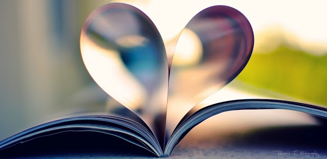 Love is a story made from two parts.