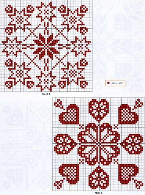 Cross stitch/Bead pattern