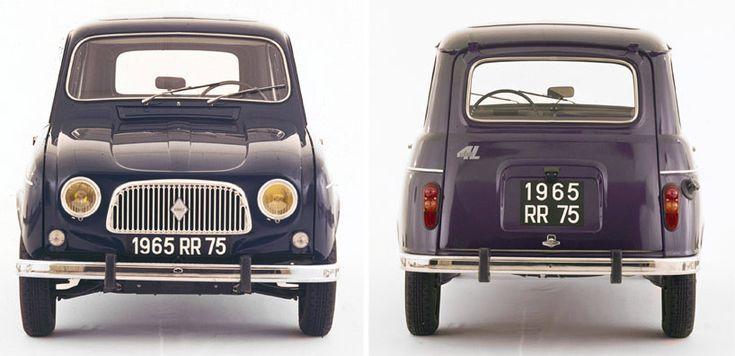 1965 Renault 4l