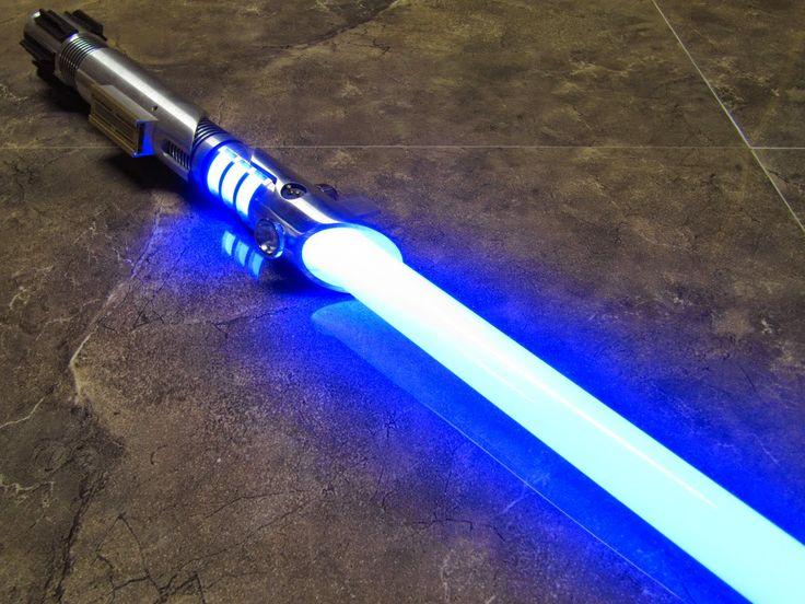 Científicos del MIT y de la universidad de Harvard logran crear un sable de luz al puro estilo Star Wars