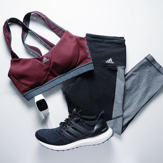 Women's Adidas Workout clothes   Gym Clothes   Yoga Clothes   Shop @ FitnessApparelExp... Clothing, Shoes & Jewelry : Women amzn.to/2kCgwsM