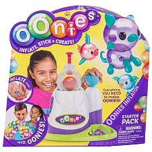 Moose - Oonies - Starter Kit - she wants one of these Oonies kits so badly. She keeps singing the song from the commercial. Haha.