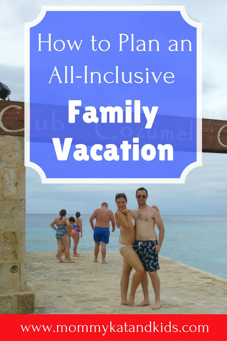 Planning a perfect All-Inclusive family vacation can be hard, but with these 4 tips, it just became a little bit easier. The most important piece of advice you'll ever hear about family travel is number 3 on this list! You'll definitely want to save these family travel tips to your travel board.