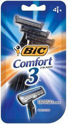 Better than FREE 4 Count  BiC Comfort 3 Mens Disposable Razors at Walgreens through 03/03!