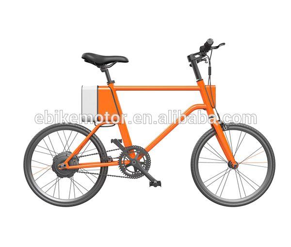 2016 más ligero Yunbike europa bicicleta eléctrica con CE-Bicicletas eléctricas-Identificación del producto:60452457647-spanish.alibaba.com