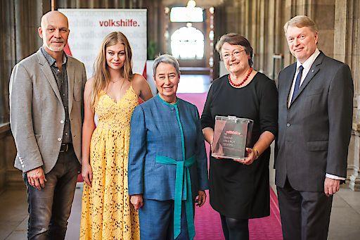 Volkshilfe Nacht gegen Armut mit Margit Fischer am 29. Juni 2016