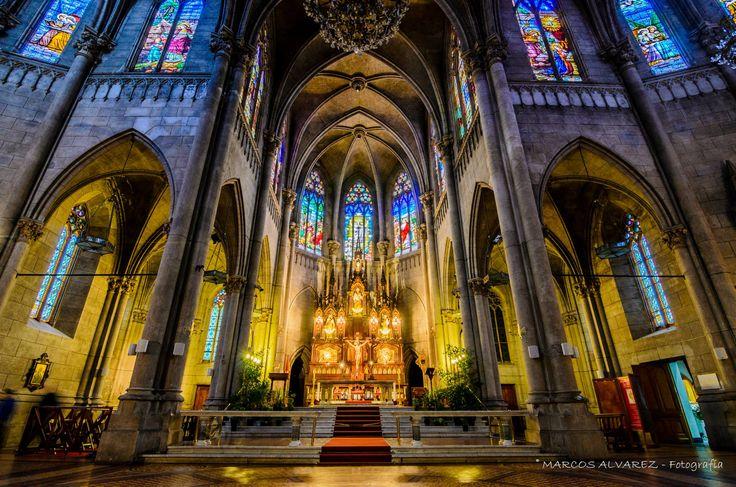 Iglesia Catedral de Mar del Plata,Argentina.