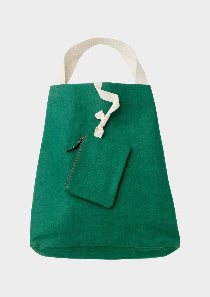 CANVAS BEACH BAG by TOAST