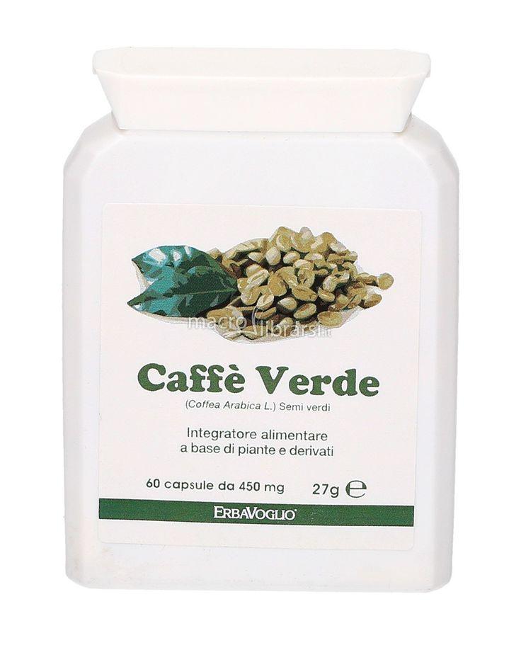 Il caffè verde ha un'azione tonica e di sostegno metabolico.