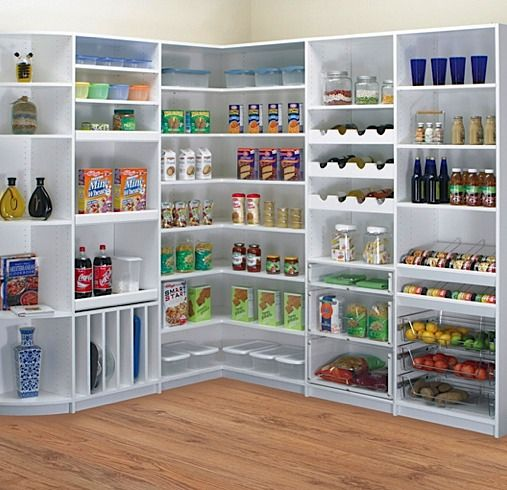 1000+ Ideas About Small Pantry Closet On Pinterest