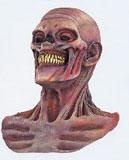 Autopsy Ghoul Mask - The Autopsy Ghoul mask looks like a body right out of the morgue. Made of latex. Horror masks, body parts made of latex and Halloween decorations from the professionals!