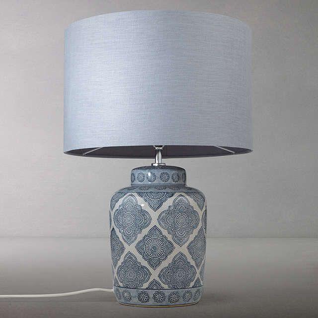 BuyJohn Lewis Coraline Ceramic Lamp Base Online At Johnlewis