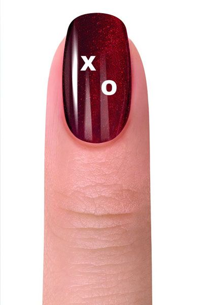8 DIY Nail Designs to Try on Valentine's Day | Daily Makeover