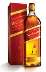 JOHNNIE WALKER RED LABEL: Red Label was created by the Johnnie Walker company in 1909, this is a classic blended whiskies, a great mixer and back bar favourite. The nose is quite pungent and full. There are notes of heather roots, cut herbs, a touch of fresh fruits and honey. The palate is quite full and rich. There are notes of malted barley and potpourri, a touch of winter spice and fruitcake. The finish is quite long and pungent, there is a good smoke note with a touch of oak.